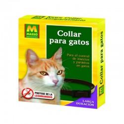 COLLAR INSECTICIDA PARA GATOS MASSO