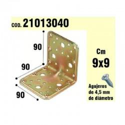 ESCUADRA 90X90X90 MM