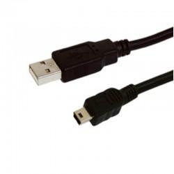 CONEXION USB ''A''-M/''B''MINI-M 1.8MT