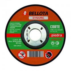 DISCO BELLOTA PIEDRA 230MM DYNAMIC