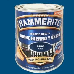 ESMALTE HAMMERITE 2,5L AZUL LISO
