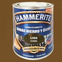 ESMALTE HAMMERITE 2,5L COBRE LISO