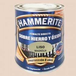 ESMALTE HAMMERITE 2,5L MAGNOLIA LISO