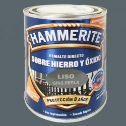 ESMALTE HAMMERITE 2,5L GRIS PERLA LISO
