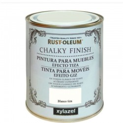 PINTURA CHALKY FINISH 125ML BLANCO TIZA