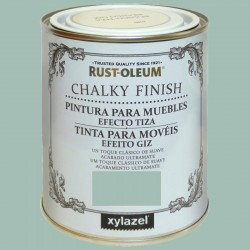 PINTURA CHALKY FINISH 125ML AZUL PASTEL
