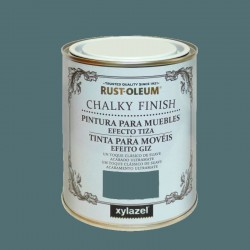 PINTURA CHALKY FINISH 125ML AZUL PROFUNDO