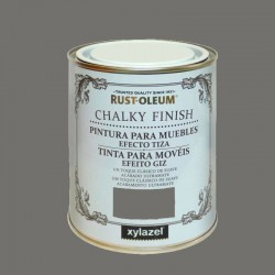 PINTURA CHALKY FINISH 125ML GRAFITO