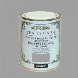PINTURA CHALKY FINISH 125ML ANTRACITA