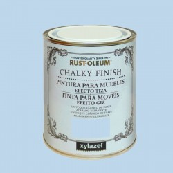 PINTURA CHALKY FINISH 125ML AZUL CIELO