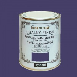 PINTURA CHALKY FINISH 125ML AZUL INTENSO