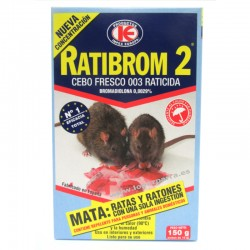 RATIBROM-2 CEBO FRESCO 150G