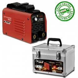 EQUIPO SOLDAR INVERTER CITYWORK 160 STAYER