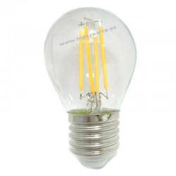 BOMBILLA LED VINTAGE ESFERICA 4W E27 30K ILOGO