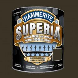 HAMMERITE SUPERIA 750ML GRIS OSCURO BRILLANTE