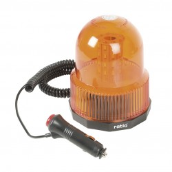 LUZ GIRATORIA LED IMANTADA 12V/24V RATIO