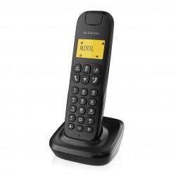 TELÉFONO ALCATEL NEGRO D135
