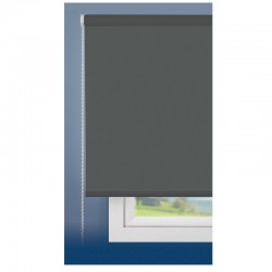 STOR ENROLLABLE ROLL-UP 100X180CM GRIS