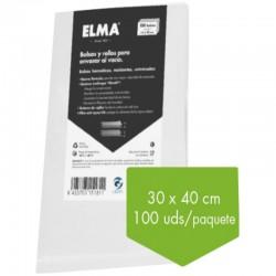BOLSA GOFRADA ELMA DE 30 X 40 CM