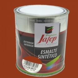 ESMALTE JAFEP 375 ML CUERO
