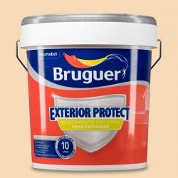 REVESTIMIENTO MARFIL EXTERIOR PROTECT 15L BRUGUER