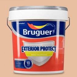 REVESTIMIENTO ROSELLÓN EXTERIOR PROTECT 15L BRUGUER
