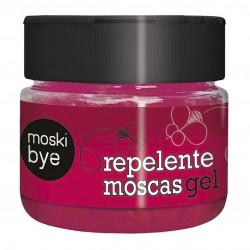 CITRONELA REPELENTE MOSCAS GEL 125GR