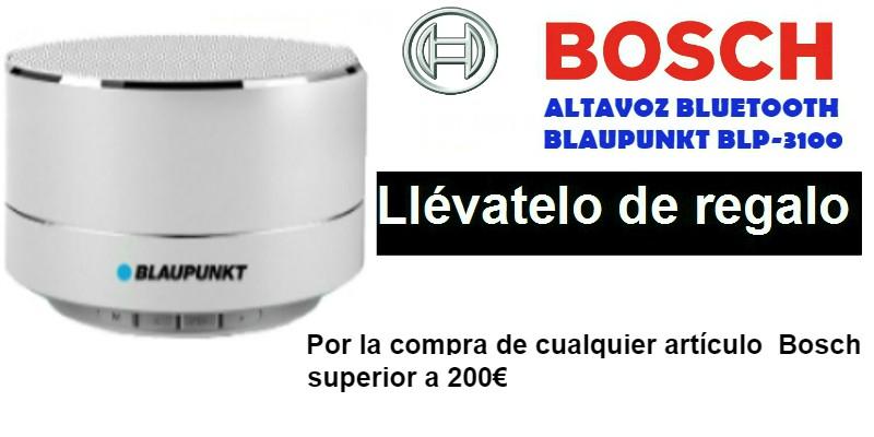 Promoción Bosch+1