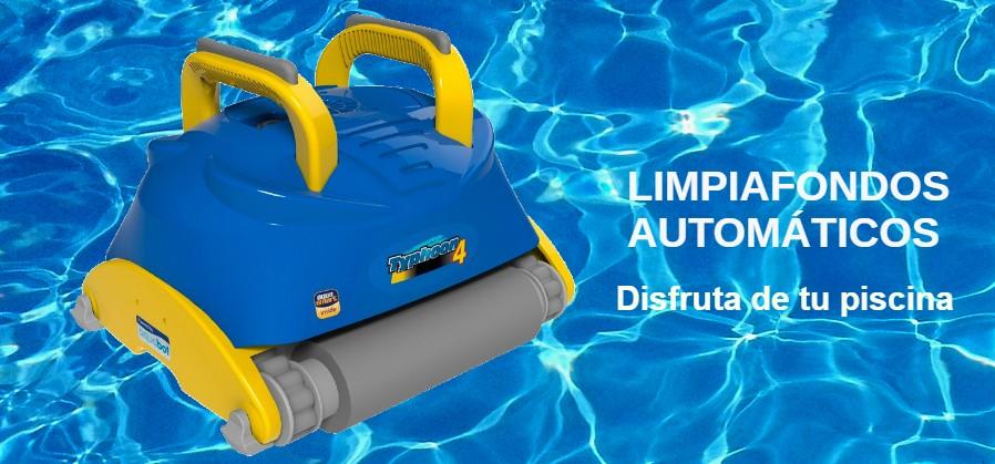 Limpiafondos automáticos para piscina+1